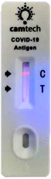 UV Fluorescent Antigen test kit